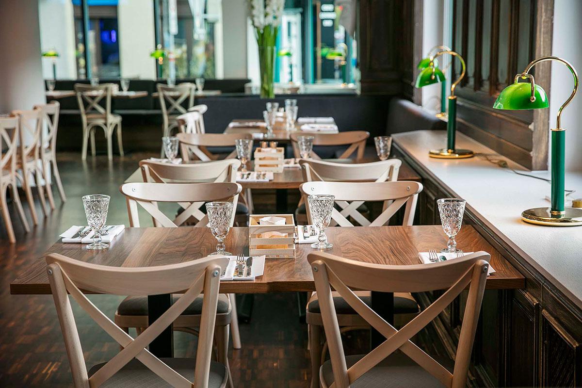 Lokal- und Restaurantführer für Wien - Handwerk Restaurant